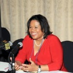 {IMAGE VIA - newsamericasnow.com} Beverly Nicholson Doty;  Chairman - Council of Ministers & Commissioners of Tourism