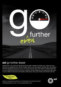 Introducing a new advanced diesel that gives better mileage and helps your vehicle go even further at no additional cost.