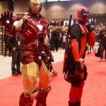 C2E2 Deadpool IronMan