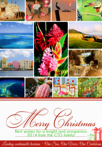 ...And give you Peace. May goodwill, peace and happiness prevail over you and yours this Christmas. All of us on the management and staff of the CTO thank you for your leadership and support in 2013. We wish you, your family and the citizens of your country good health, peace and prosperity in the year ahead.  Sincerely, Hugh Riley     Secretary General & Chief Executive Officer      Caribbean Tourism Organization