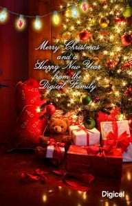 (CLICK FOR BIGGER) On behalf of the Digicel family, I wish you and your loved ones a Merry Christmas and a Happy New Year. Warmest regards, Mark Linehan CEO | Digicel Barbados