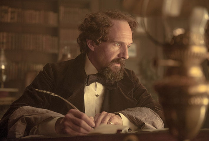 "The Bajan Reporter | ""The Invisible Woman"" (2013) – Ralph Fiennes as"