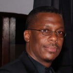 Lasana M. Sekou, St. Martin author. (HNP photo)