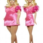 Plus Sized Barbie
