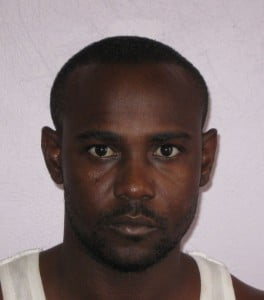 """Romel Dacosta Graham, 32 years, aka """"Naca Pooh or Dre Man"""", last known address is Four Square Valley, St. Philip.  He is about 5' 2"""" in height, slim build, of black complexion and has brown eyes."""