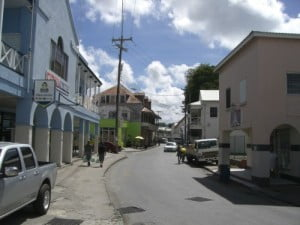 {IMAGE VIA - sunnybarbados.net} Under this project, the capacity of the main storm drain in Speightstown will be increased from a 1-in-5 year rainfall flow event to a 1-in-20 year storm flow event.