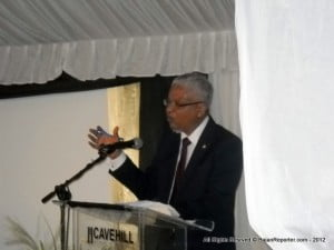 "UWI Vice Chancellor E. Nigel Harris commented that ""UWI continues to strengthen its outreach to the region and the wider world as witnessed through our engagement with the State University of New York system and other university partners. Our significant international presence in research is based on our international reputation as well as the strengths of our scholarship in matters relating to the Caribbean."""