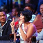 Tessanne in her role as DRS Judge