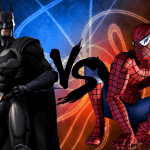 batman vs spiderman by batnight768 deviantart