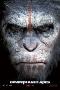 {IMAGE VIA - hollywoodreporter.com} A growing nation of genetically evolved apes led by Caesar is threatened by a band of human survivors of the devastating virus unleashed a decade earlier. They reach a fragile peace, but it proves short-lived, as both sides are brought to the brink of a war that will determine who will emerge as Earth's dominant species...