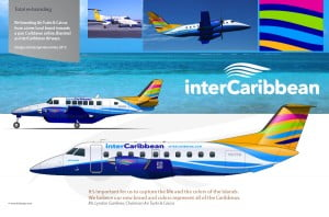 {IMAGE VIA - liladesign.com} Recently the company unveiled its new name, brand and colorful logo to reflect the Greater Pan-Caribbean along with the expansion of air service in Western Caribbean in the upcoming months. The company will shortly take delivery of its next aircraft painted in the new vibrant brand colors.