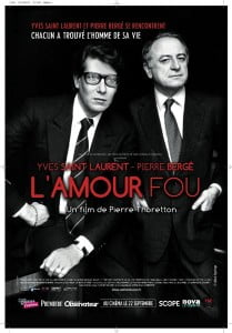 {IMAGE VIA - clothesandfashion.com} A look at the life of French designer Yves Saint Laurent from the beginning of his career in 1958 when he met his lover and business partner, Pierre Berge.