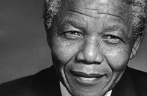 """""""Nineteen years ago, Mr. Mandela simply said """"follow your heart"""" in Capetown, South Africa and I haven't stop"""", Victor Mooney said."""