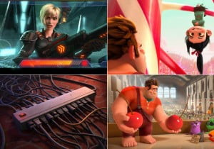"""Arcade-game character Wreck-It Ralph (John C. Reilly) is tired of always being the """"bad guy"""" and losing to his """"good guy"""" opponent, Fix-It Felix (Jack McBrayer)."""