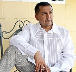 6 time Chutney Soca Monarch champion Rikki Jai looks to cop his 7th win in 2014 with 'Clap Your Hands'