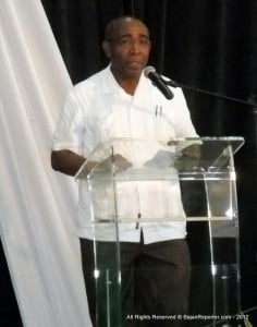 """{PERSONAL FILE IMAGE} In his opening remarks, Minister of Energy, Senator Darcy Boyce, observed that CARICOM had to thrive in order for the region to """"successfully confront a globalised world economy"""". He noted that, following the launch of the national dimension of the CTCP in February 2012 and the meetings and reports which followed, """"Barbados' review was delivered to the CARICOM Secretariat in 2013 by the consultants...Of course, some of our departments raised important concerns...These were submitted to the Secretariat and will be reviewed by the Cabinet of Barbados..."""