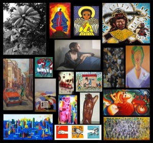 {CLICK FOR BIGGER} CaFA Fair will showcase works by 35 internationally and regionally acclaimed artists including Laura James - Antigua; Ras Ishi Butcher, Carlton Murrell and Ras Akyem I Ramsay - Barbados; Shimoda and David Wilson - Dominica; Patricia Brintle and Francks Deceus - Haiti; Easton Davy - Nevis; Diogenes Ballester, Puerto Rico; David Boothman, Laura Gadson and Glen Martin, Trinidad & Tobago; and Ademola Olugebefola - USVI. Several talented emerging artists will also be showcased including Tabitha Theogene - Haiti; Jason Auguste, Nicolle Blackwood and Andrea Cauthen - Jamaica.