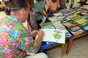 "In 2011 when the Maria Holder Nursery School was officially opened, Education Officer (Nursery and Primary Schools) of the Ministry of Education and Human Resource Development, Gertrude Welch, said the school fits well with the Ministry's policy ""to ensure that every child of pre-school age has access to quality early childhood education""."