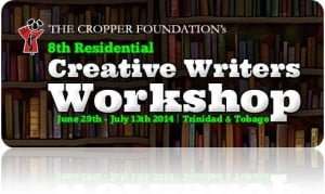 Interested persons may download the application form from https://sta.uwi.edu/media/documents/2013/Creative Writers Workshop Application form 2014.docx and www.thecropperfoundation.org
