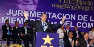 "Speaking at the event, Fernandez said: ""At this 8th Ordinary Norge Botello Congress we aspire to start a third cycle of the PLD's political life as of 2016, which with all the years added together would be 20 years more to 2036, but as fellow party member Joaquin Jeronimo has said, we should think ahead... we should think of the symbolic and emblematic year of 2044 when the bicentennial of the Republic is to be celebrated,"" said Fernandez. He said he expected the PLD would still be in government in that year."