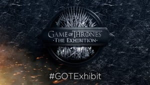 Free of charge, the fully immersive exhibition will transport fans into the medieval world of the show via a collection of nearly 100 original artifacts from pivotal scenes in seasons 1, 2 and 3, plus select pieces from the fourth season premiering in 2014.