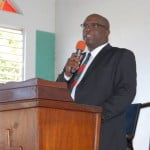 Dr. Timothy Harris, MP &  Leader, TEAM UNITY