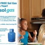 SOL gas