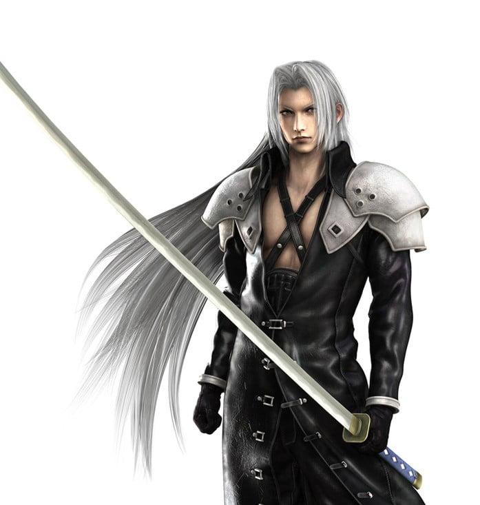 The Bajan Reporter Sephiroth S Masamune Final Fantasy Vii