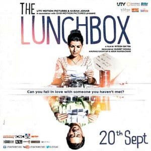 {IMAGE VIA - releasedateinusa.com} A mistaken delivery in Mumbai's famously efficient lunchbox delivery system (Mumbai's Dabbawallahs) connects a young housewife to a stranger in the dusk of his life. They build a fantasy world together through notes in the lunchbox. Gradually, this fantasy threatens to overwhelm their reality.