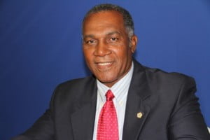 Premier of Nevis; Vance Amory