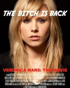 Feature film adaptation of the TV series, 'Veronica Mars'.
