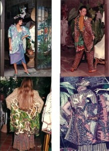 Carol Cadogan-Fox's high couture fashion designs, dubbed Art-to -Wear, have received local and international acclaim for decades and graced international cat walks and the pages of publications such as Vogue, Elle and Glamour since the 1970's.
