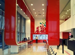 Digicel enlisted T1Visions to create an interactive retail experience for its flagship location in Kingston, Jamaica