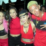 Japanese Soca Monarch finalist Ann G centre added international flair to the event.
