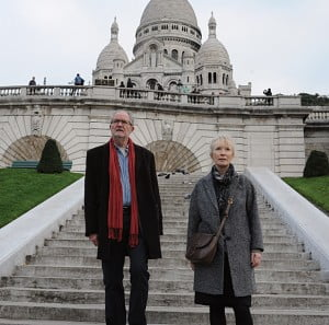 {IMAGE VIA - film.list.co.uk} Academy Award winner Jim Broadbent and Lindsay Duncan give exquisite performances as Nick and Meg, a long-married British couple revisiting Paris for the first time since their honeymoon in an attempt to rekindle their relationship.