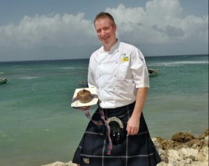{IMAGE VIA - artmag.co.uk} Paul Wedgwood recently invested in the Island by becoming Culinary Director at local restaurant Relish Epicurea. Having previously collaborated with Relish for the Celtic Festival, Paul was delighted when he was asked to become involved in the islands restaurant expansion. With plans already in place for at least five new epicurean craft food outlets in Barbados, Paul has spent a lot of time on the Island in recent months.