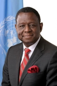 Dr. Babatunde Osotimehin, United Nations Under-Secretary-General and UNFPA Executive Director