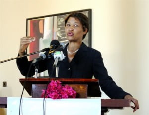 """""""The CTU has been the regional pioneer for initiatives designed to build awareness of ICTs and to promote innovative, beneficial use of the technologies in Caribbean countries for fostering national and Caribbean development,"""" said Bernadette Lewis, Secretary General of the CTU."""