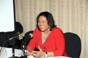 "{IMAGE VIA - newsamericasnow.com} The CTO Chairman, Beverly Nicholson-Doty said: ""This is a complete victory for the Caribbean, which, led by the CTO, has been lobbying against the unfair system which charged a higher rate of APD on flights to Barbados than Hawaii and placed the United States at a competitive advantage."
