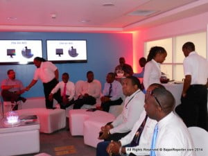 With Digicel's Cloud, SMEs, Government departments and large companies alike can operate their IT environments for a fraction of the cost of building their own infrastructure. By leveraging Digicel's Cloud platform to provide core applications, data back-up and business email, businesses can greatly reduce spending on technology infrastructure and IT resources, while at the same time improving their security and flexibility.