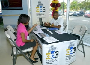 "With the roll out of the Mortgage and Loan Centres, Mr. St. Hill, who has over 24 years of experience with CIBC FirstCaribbean, expects that it will become the ""bank of choice with a dedicated and skilled staff."""