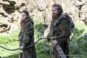 Other returning cast members include Jacob Anderson (Grey Worm), Thomas Brodie-Sangster (Jojen Reed), Nathalie Emmanuel (Missandei), Ciaran Hinds (Mance Rayder), Finn Jones (Loras Tyrell), Ellie Kendrick (Meera Reed), Kristian Nairn (Hodor) and Gemma Whelan (Yara Greyjoy).