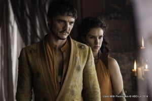 "While a determined Stannis Baratheon continues rebuilding his army in Dragonstone, a more immediate threat arrives from the South: the Lannister-loathing ""Red Viper of Dorne,"" Oberyn Martell. He arrives at King's Landing to attend Joffrey and Margaery Tyrell's wedding, and with a hidden agenda."