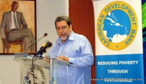 Dr Gonsalves later entertained both media and guests with his recollections of being a newspaper columnist in Barbados, he also showed great respect for the leaders of the host country despite differences which emerged from time to time...