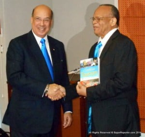 "Sir Ronald added: ""Students of international relations, development, Caribbean economies and Caribbean integration, and Caribbean history will all find Jean Holder's book a vital reference for their research and for the theses they might produce on the Caribbean's future in all these fields."""