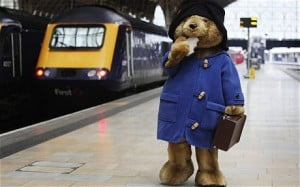 {IMAGE VIA - telegraph.co.uk} PADDINGTON follows the comic misadventures of a young Peruvian bear with a passion for all things British, who travels to London in search of a home.