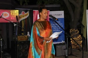 The CREATE publication showcases only a microcosm, albeit impressive collection, of entrepreneurs from the music, film, fashion and creative design industries. The Agency's Executive Director Pamela Coke-Hamilton set the tone for the publication at the event with an engaging and unconventional speech which spoke to the vision behind the publication and the impetus for the partnership between Caribbean export and CALABASH.