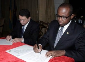 "In signing the MOU with CTO's Secretary General, Hugh Riley, the UNWTO Secretary-General, Taleb Rifai, stated that ""We are very pleased to reinforce our collaboration with CTO, who is already an active and highly respected UNWTO Affiliate Member. This partnership enables our two organizations to work alongside on matters that will further advance sustainable development in the Caribbean and increase the competitiveness and resilience of the sector in the region."""