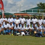 St Georges College Over 40 Team 2014