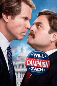 Cam Brady (Will Farrell) has run unopposed for five terms, and he now has an opponent for the first time: Marty Huggins (Zach Galifianakis), the quirky but successful businessman and manager of the local tourism office.